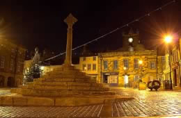 alnwick market cross
