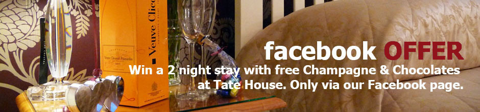 free offer at tate house